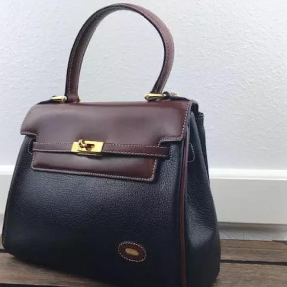 83b32fe87fdc Bally Handbags - Bally kelly 1980 Italy vintage tote
